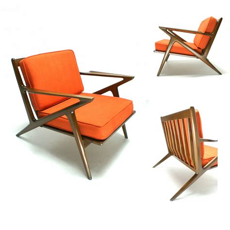 the 60s mid century modern selig poul z chair