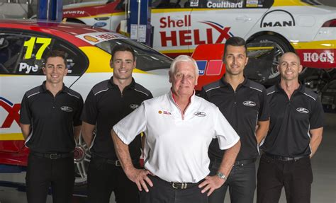 djr team penske  drivers revealed supercars