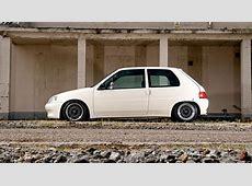 Modified Peugeot 106 Fast Car