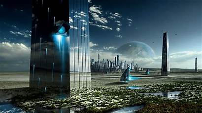 Sci Fi Backgrounds Wallpapers Pixelstalk Cool 3d