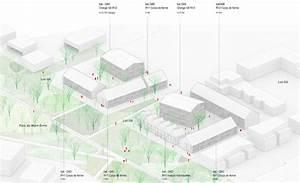 Plan Val D Europe : ecoquartier val d europe mont vrain architecture ~ Dailycaller-alerts.com Idées de Décoration