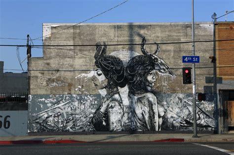 Grafiti Irfan : L.a. Freewalls Mural Project