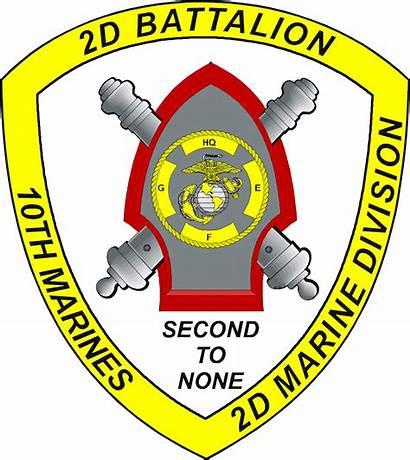 Battalion Marines 2nd 10th Marine Regiment Division
