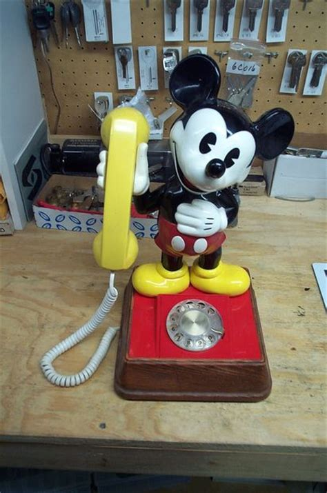 mickey mouse cell phone mickey mouse rotary cell phone