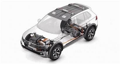 Tiguan Volkswagen Gte Concept Active Vw Detroit