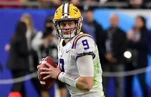 LSU QB Joe Burrow Will Be At The Manning Passing Academy ...