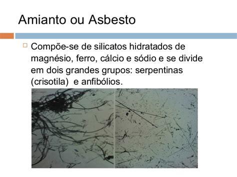 parte iii asbestose