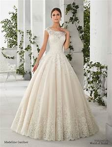 Madeline gardner 2016 wedding dresses world of bridal for Gardner wedding dress