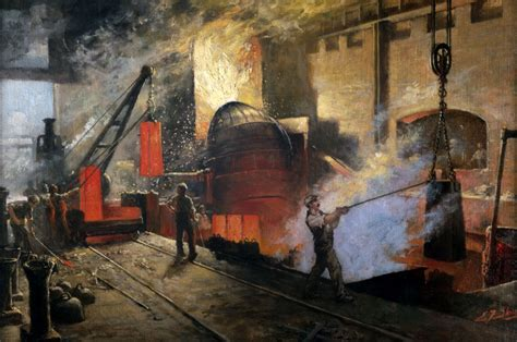 Besche Farbe by Manufacturing Bessemer Steel 1914 1918 Inventing Europe