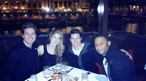 emily bett rickards and robbie amell pin by marilyn porter on stephen and emily pinterest