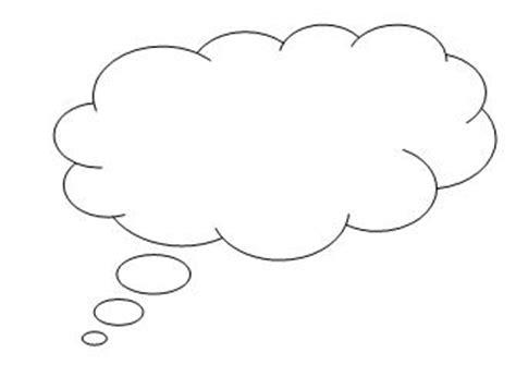 thinking cloud writing template cloud draft digitalkeywords culture digitally