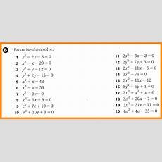 Factoring Quadratics Worksheet Homeschooldressagecom