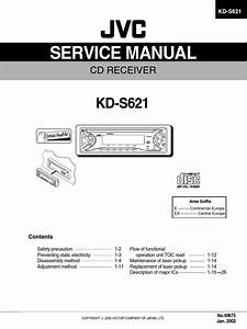 Jvc Car Stereo Kd R740bt Wiring Diagram