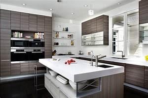 Top 5 kitchen design in 2014 for Modern kitchen design ideas 2014