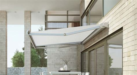 retractablelateral arm awnings awning works