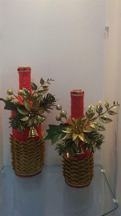 botellas decoradas arte echo a mano decoracion con faroles botel