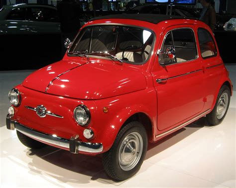 Pictures Of Fiat 500 by Fiat Nuova 500 Wikip 233 Dia