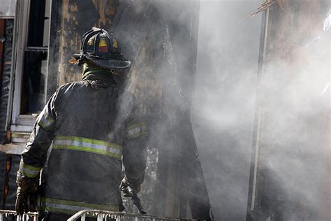 One Treated For Smoke Inhalation After Hobart House Fire