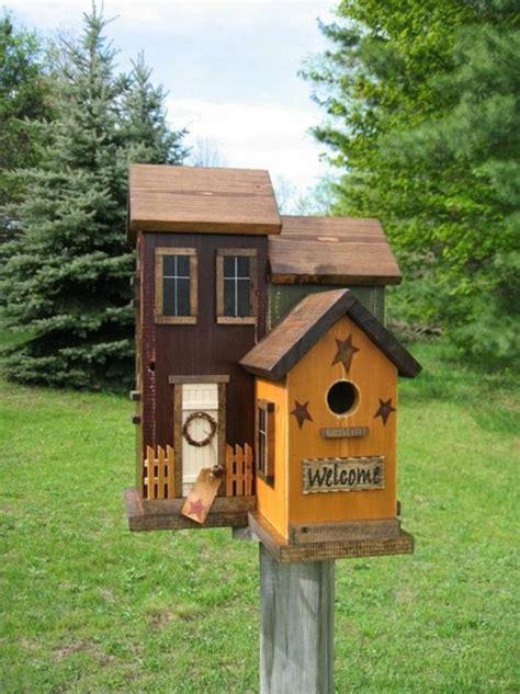 charming diy bird house ideas   backyard