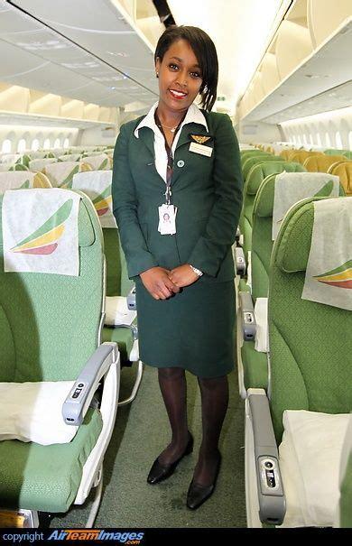 ethiopian airlines cabin crew flight attendants