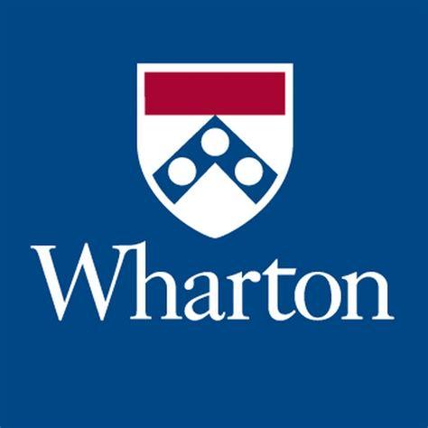 wharton school youtube