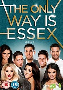 The Only Way Is Essex - Series 4 DVD Zavvi com