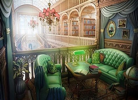 central room scenery background anime background anime