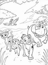 Lion Guard Coloring Printable Colorear Leon King Dibujos Guardia Pintar Halloween Popular Birthday Imagenes Getdrawings Chakiradecor Happykidsactivity sketch template