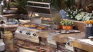 Outdoor, Kitchen, Grills, Patio, Grills