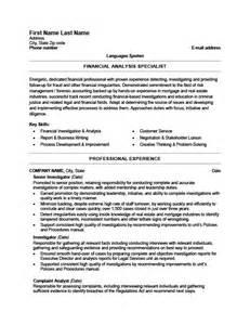 fraud investigator resume cover letter fraud detection investigator resume template premium resume sles exle