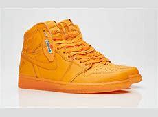 Release Reminder Air Jordan 1 Gatorade Orange Peel