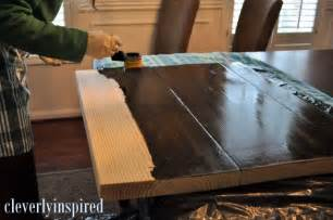 diy bathroom countertop ideas 10 diy wood countertop cleverly inspired we did this for our bathroom i 39 m pretty sure it