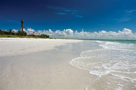 island sanibel florida captiva beach lighthouse beaches fort floride soleil autotour sous visitflorida shelling