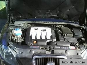 Montare Capac Motor Seat Leon    Toledo    Altea