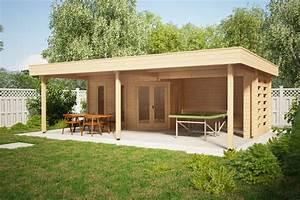 Gartenhaus 24 Qm Aus Polen : gartenhaus mit gro em sonnendach garden paradise b 10m2 ~ Lizthompson.info Haus und Dekorationen