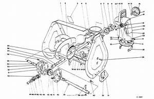 Toro 38052  521 Snowthrower  1995  Sn 59000001