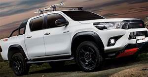 Toyota Hilux 2017 : toyota motor philippines introduces hilux trd and fortuner trd w price list carguide ph ~ Medecine-chirurgie-esthetiques.com Avis de Voitures