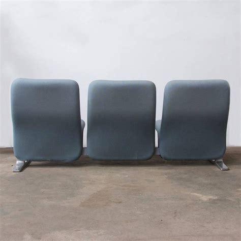 pierre paulin rare  concorde  seat couch