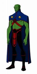 DC New 52:Martian Manhunter Animated by kyomusha ...