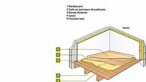 Isolation Phonique Plancher Bois Existant : isolation phonique sous plancher bois zola sellerie ~ Edinachiropracticcenter.com Idées de Décoration