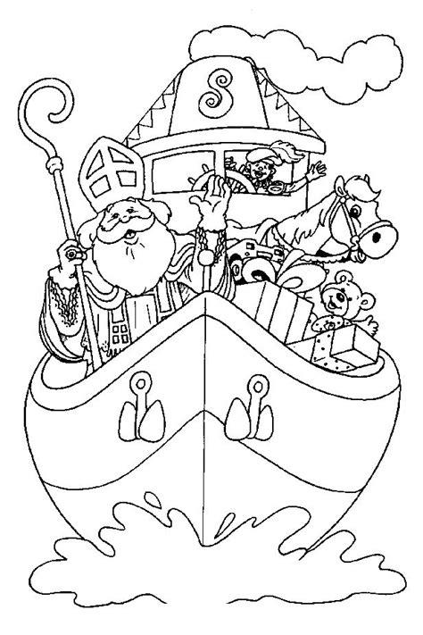 Sinterklaas Kleurplaat 2014 by Tosurfyou Sinterklaas Startpagina 2014 Kado Winkel