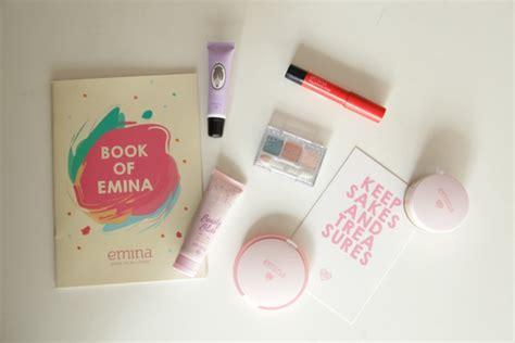 Harga Emina Nail emina produk kosmetik yang praktis dengan harga