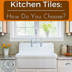 Kitchen tiles how do you choose flemington granite for How to choose kitchen wall tile