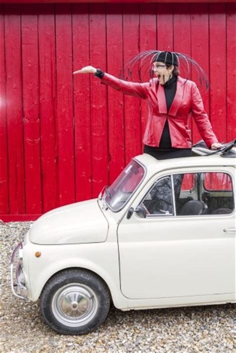 Fiat 500 Song by Talking Shop With Automotive Expert And Media Maven Jean