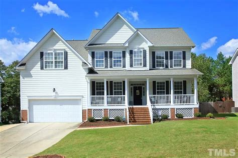 Haddon Hall Homes For Sale In Apex Nc