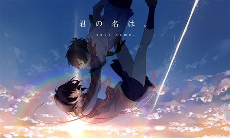 Anime Your Name Wallpaper - your name hd wallpaper and background 1920x1152