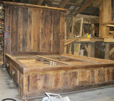 images  barn wood beds bedroom furniture