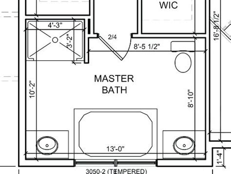 here are some free bathroom floor plans to give you ideas