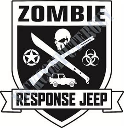 zombie jeep decals zombie jeep car truck parts ebay