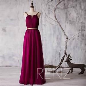 2015 long bridesmaid dress red wine wedding dress With wine wedding dress